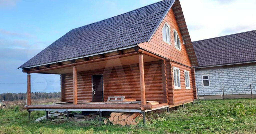 Продажа дома Солнечногорск, цена 2500000 рублей, 2021 год объявление №662181 на megabaz.ru