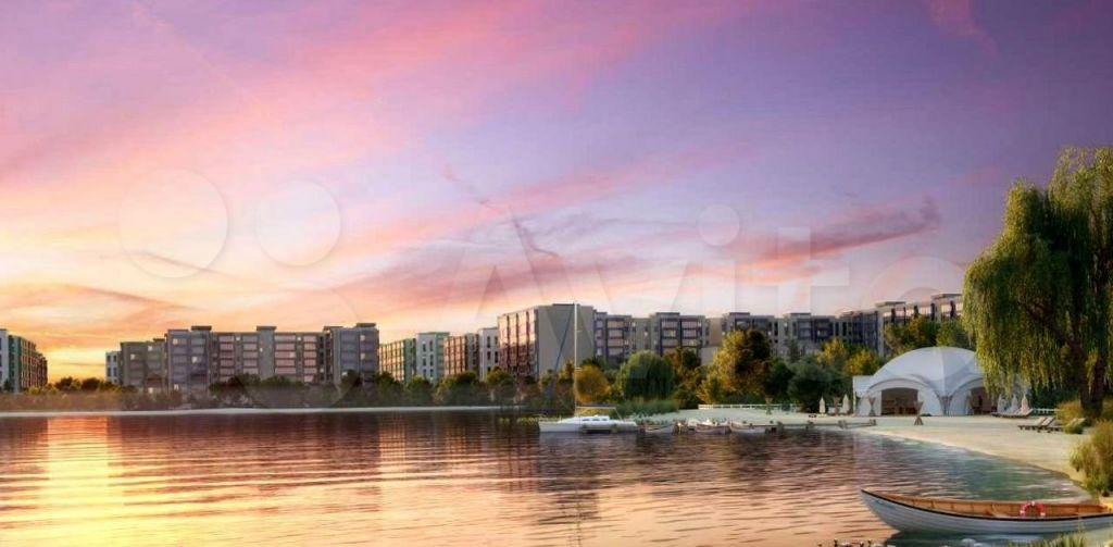 Продажа двухкомнатной квартиры деревня Пирогово, цена 4890000 рублей, 2021 год объявление №663646 на megabaz.ru