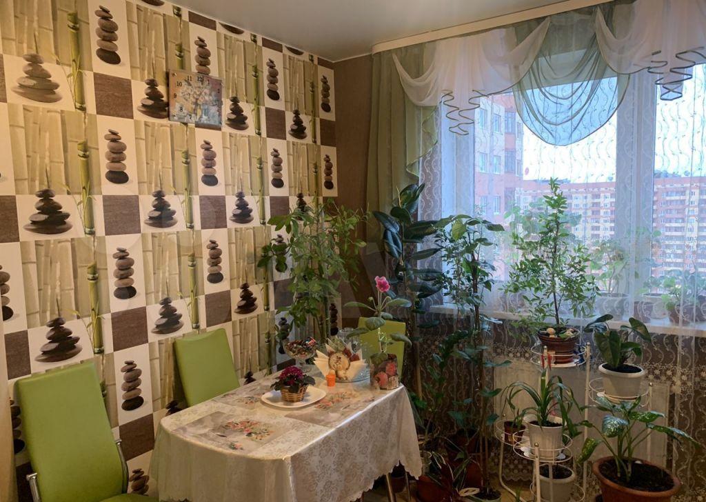 Продажа однокомнатной квартиры деревня Щемилово, улица Орлова 6, цена 4000000 рублей, 2021 год объявление №664481 на megabaz.ru
