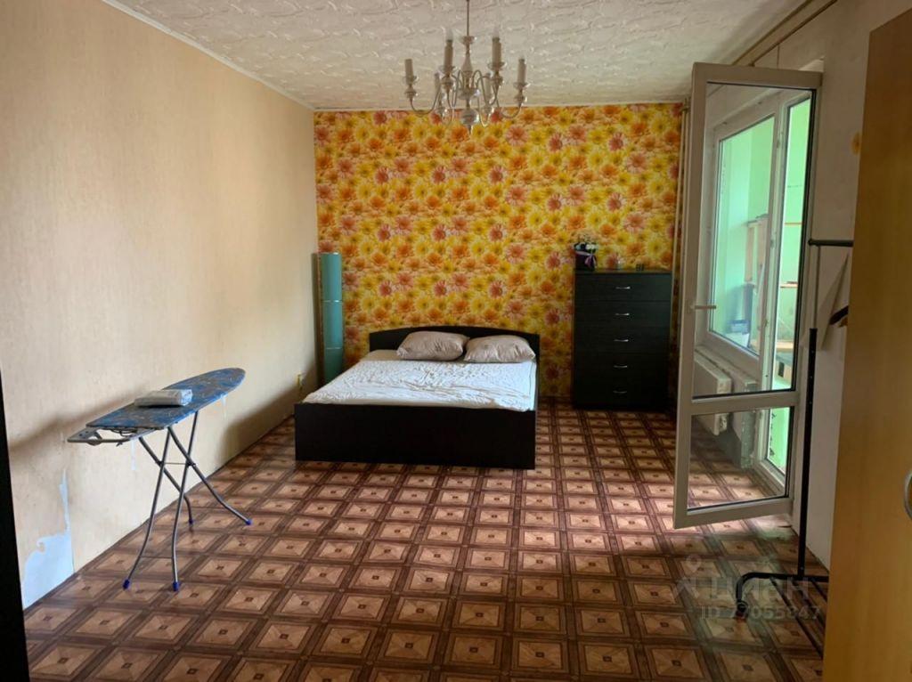Аренда однокомнатной квартиры Дзержинский, Угрешская улица 30, цена 27000 рублей, 2021 год объявление №1433565 на megabaz.ru