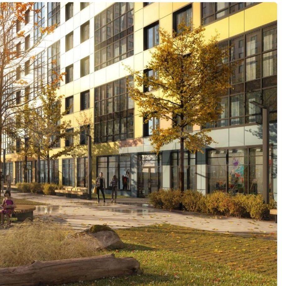 Продажа однокомнатной квартиры Москва, метро Братиславская, цена 7000000 рублей, 2021 год объявление №662184 на megabaz.ru