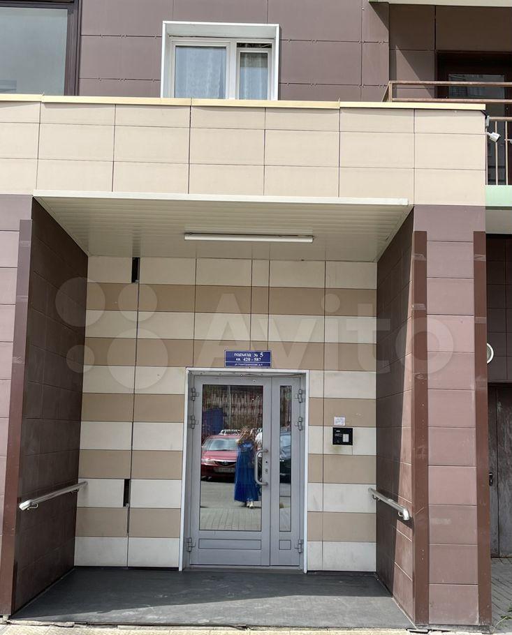 Продажа однокомнатной квартиры деревня Путилково, метро Планерная, Новотушинская улица 4, цена 7350000 рублей, 2021 год объявление №662125 на megabaz.ru