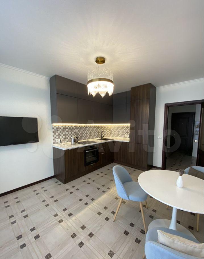 Аренда однокомнатной квартиры Дзержинский, Угрешская улица 32, цена 45000 рублей, 2021 год объявление №1434084 на megabaz.ru