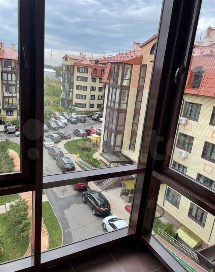 Аренда однокомнатной квартиры село Ромашково, Никольская улица 14к2, цена 37000 рублей, 2021 год объявление №1433947 на megabaz.ru