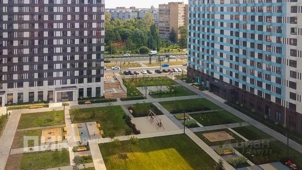 Аренда однокомнатной квартиры Мытищи, Юбилейная улица 10, цена 24000 рублей, 2021 год объявление №1434008 на megabaz.ru