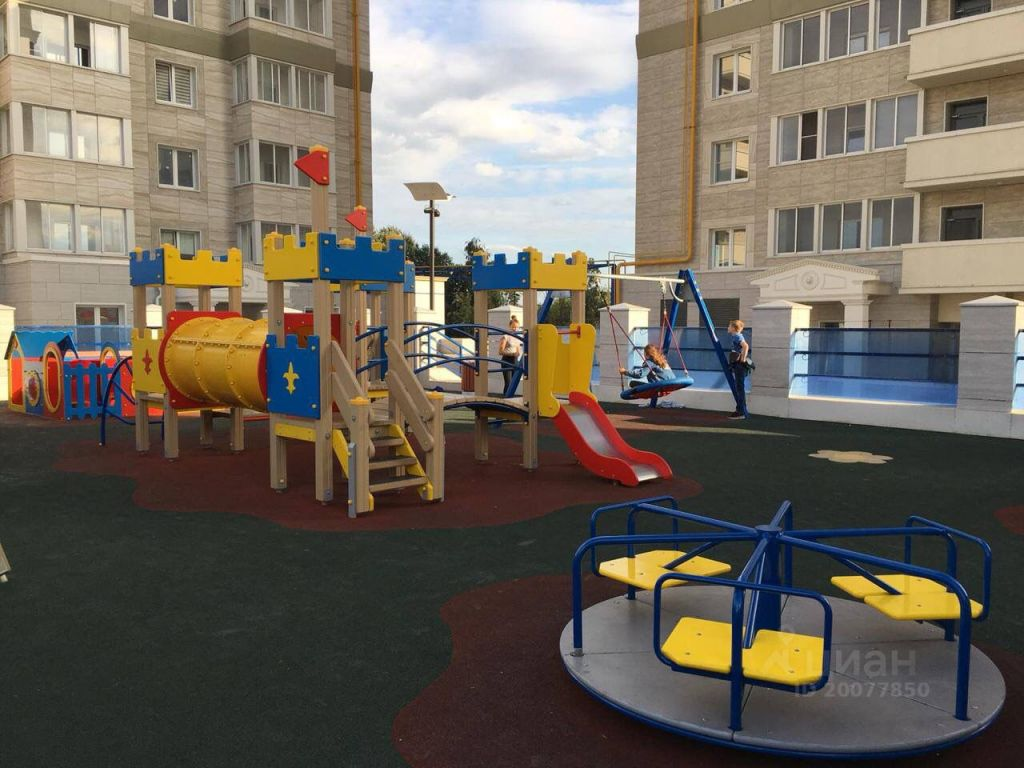 Аренда однокомнатной квартиры Пушкино, Ярославское шоссе 141к3, цена 33000 рублей, 2021 год объявление №1434053 на megabaz.ru