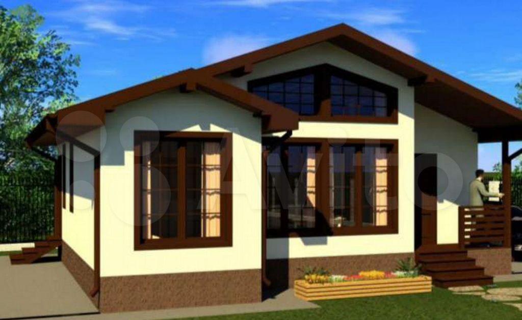 Продажа дома деревня Алёшино, цена 3000000 рублей, 2021 год объявление №662849 на megabaz.ru
