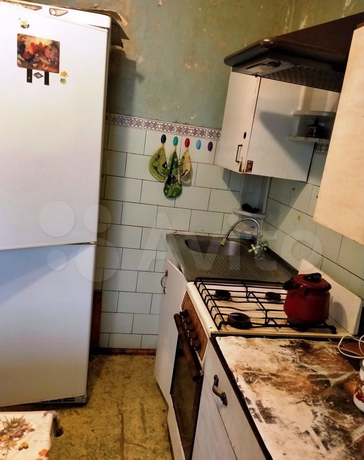 Продажа двухкомнатной квартиры Клин, Ленинградское шоссе 44А, цена 3300000 рублей, 2021 год объявление №662865 на megabaz.ru