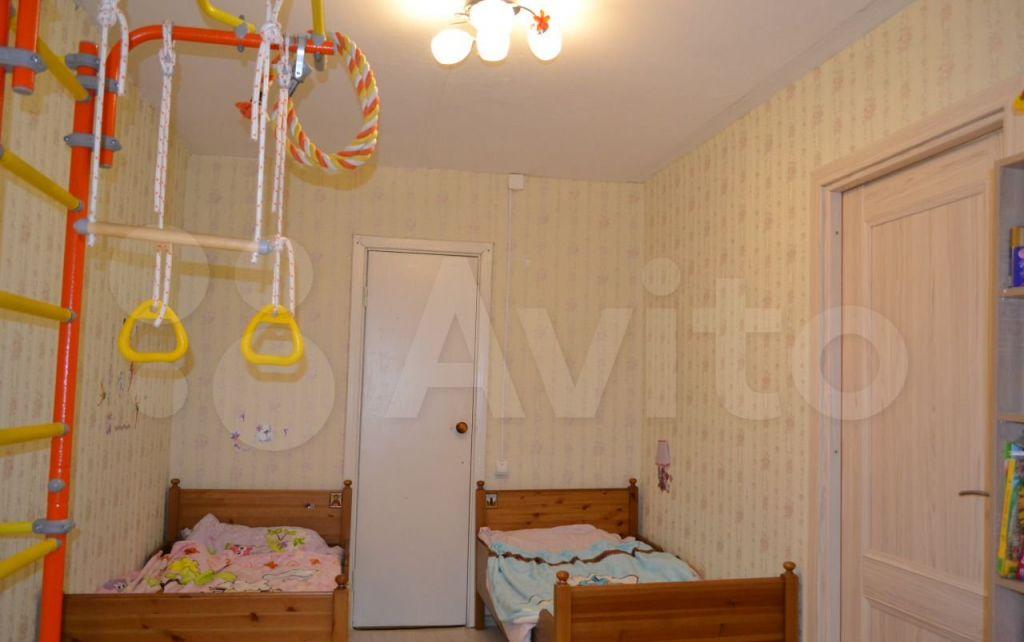 Продажа трёхкомнатной квартиры село Ершово, цена 5200000 рублей, 2021 год объявление №658458 на megabaz.ru