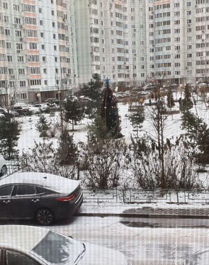 Продажа трёхкомнатной квартиры Москва, метро Перово, Перовская улица 66к2, цена 20500000 рублей, 2021 год объявление №662836 на megabaz.ru