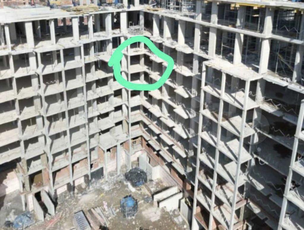 Продажа однокомнатной квартиры деревня Сабурово, цена 3950000 рублей, 2021 год объявление №689281 на megabaz.ru