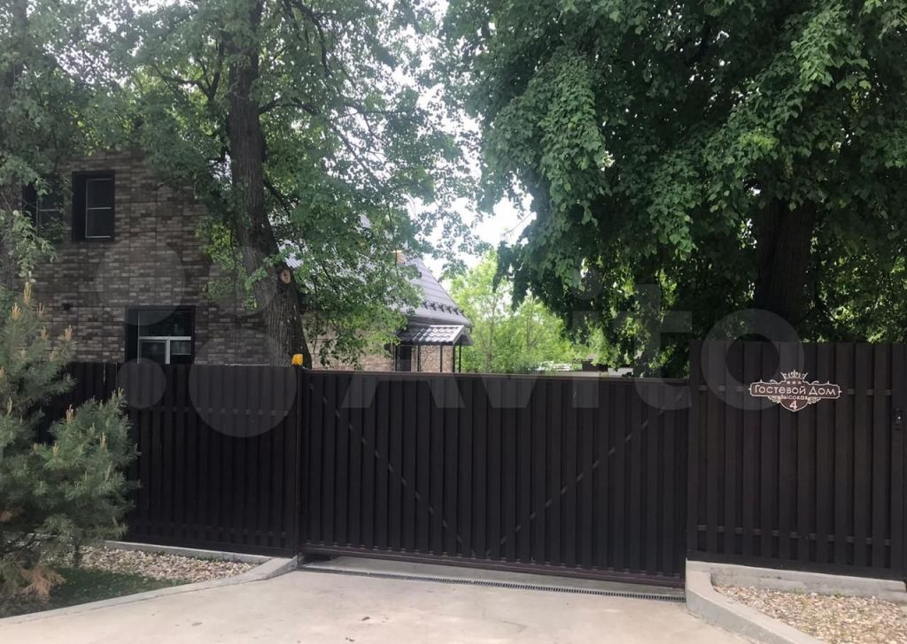 Продажа дома Руза, Высокая улица 4, цена 14000000 рублей, 2021 год объявление №683426 на megabaz.ru