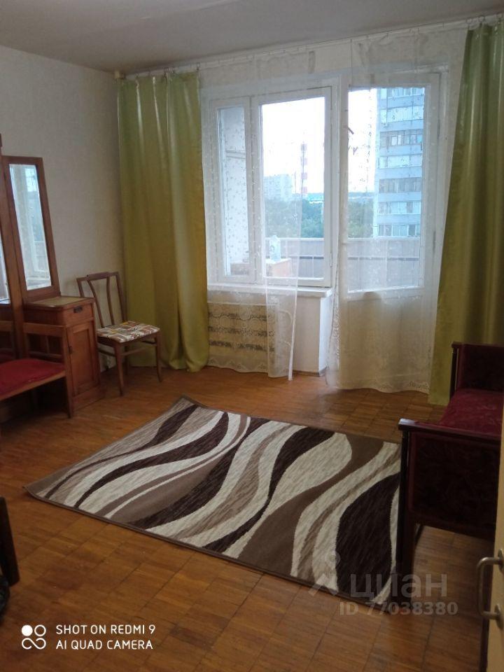 Аренда однокомнатной квартиры Москва, метро Южная, Сумская улица 8к1, цена 30000 рублей, 2021 год объявление №1434332 на megabaz.ru