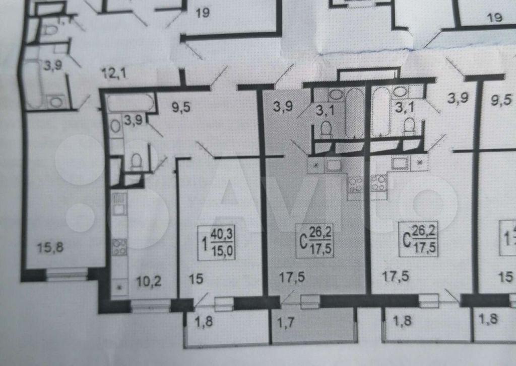Продажа студии деревня Пирогово, цена 4000000 рублей, 2021 год объявление №663180 на megabaz.ru