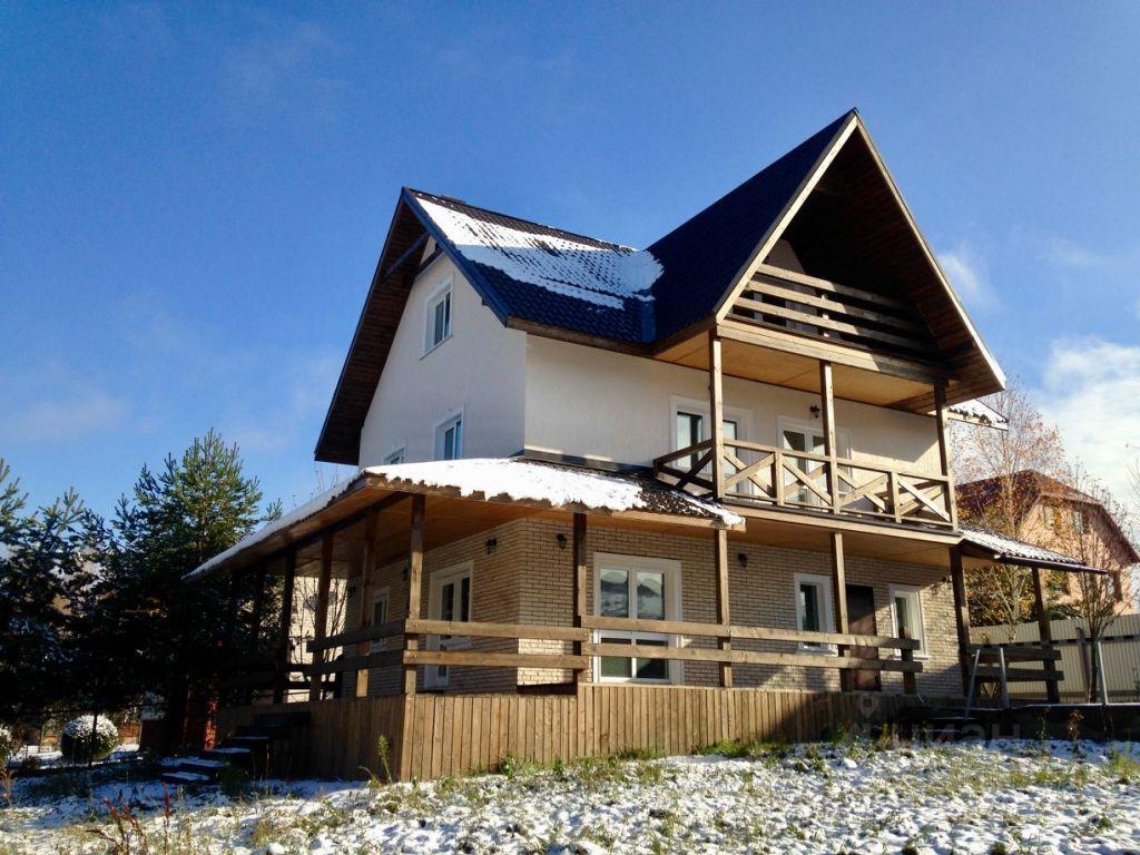 Продажа дома деревня Репниково, метро Аннино, цена 13200000 рублей, 2021 год объявление №663272 на megabaz.ru
