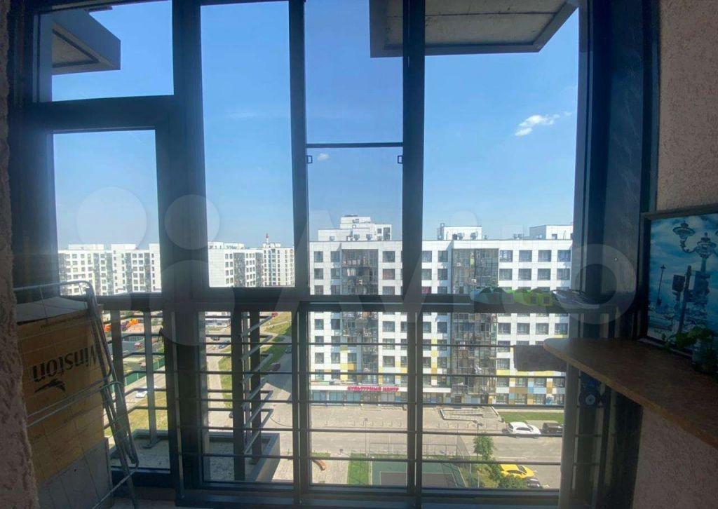 Аренда однокомнатной квартиры село Молоково, Ново-Молоковский бульвар 8, цена 23000 рублей, 2021 год объявление №1434891 на megabaz.ru