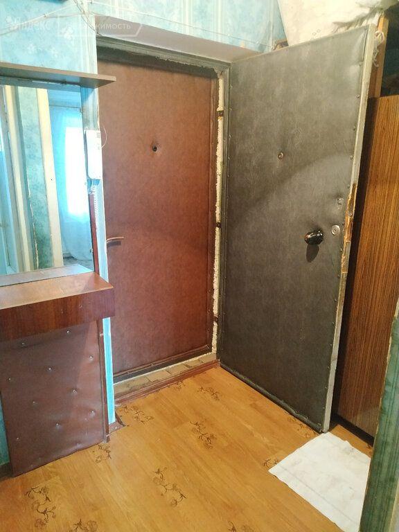 Продажа однокомнатной квартиры Клин, улица Ломоносова 3, цена 2500000 рублей, 2021 год объявление №663250 на megabaz.ru