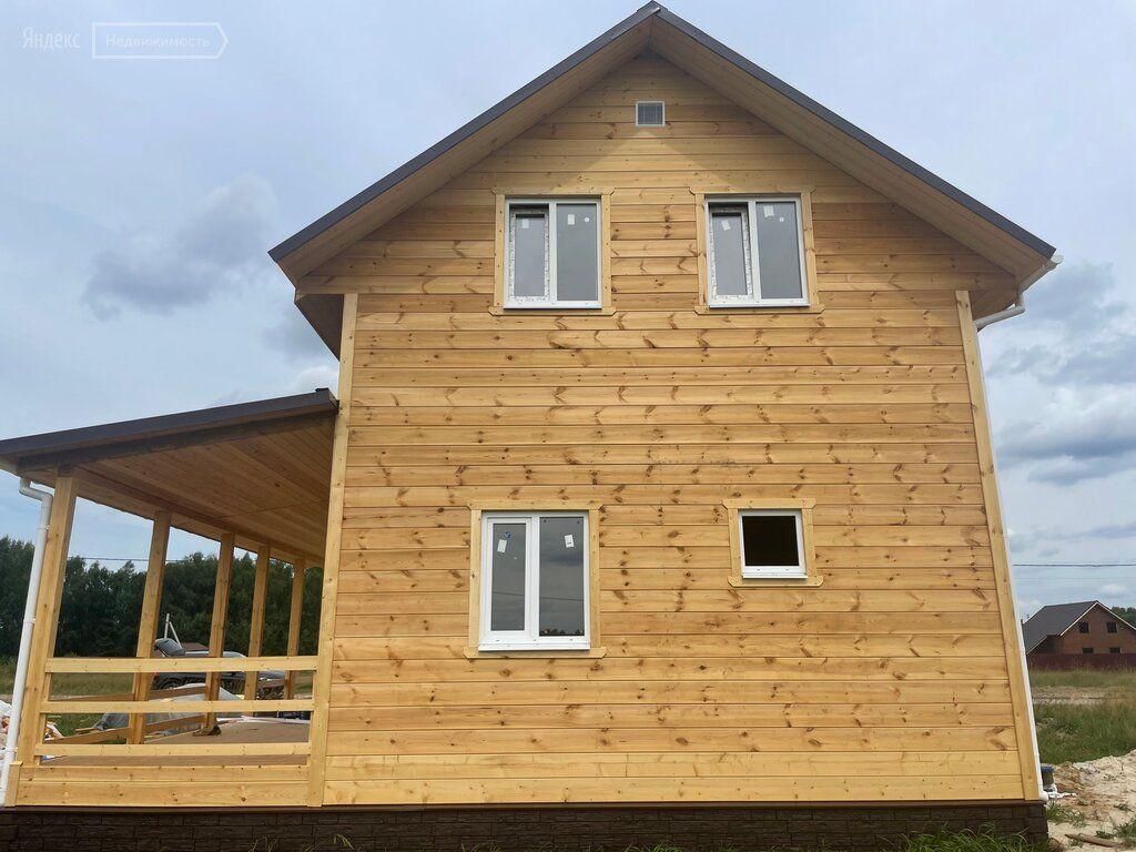 Продажа дома деревня Поповка, Загородная улица, цена 5500000 рублей, 2021 год объявление №671245 на megabaz.ru