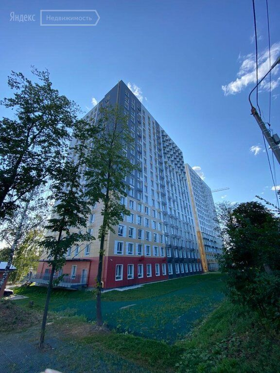 Продажа трёхкомнатной квартиры Лыткарино, цена 5700000 рублей, 2021 год объявление №663349 на megabaz.ru
