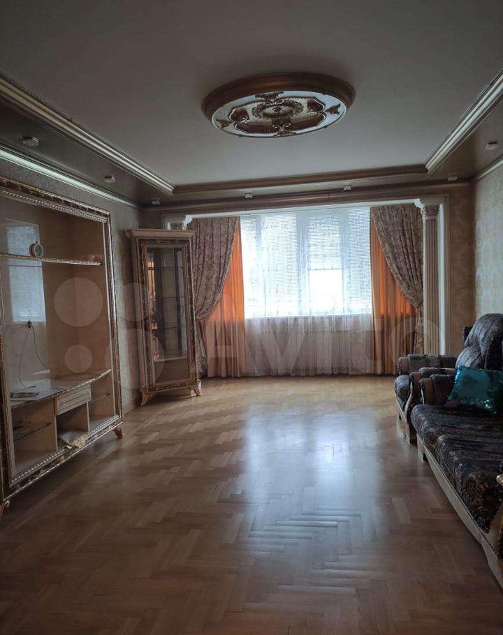 Продажа трёхкомнатной квартиры Москва, метро Бунинская аллея, Чечёрский проезд 110, цена 16750000 рублей, 2021 год объявление №663236 на megabaz.ru
