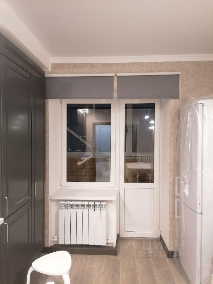 Аренда однокомнатной квартиры Волоколамск, переулок Панфилова 10Ак1, цена 25000 рублей, 2021 год объявление №1434725 на megabaz.ru