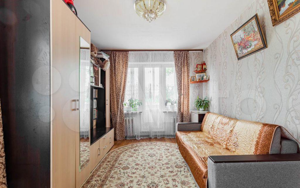 Продажа однокомнатной квартиры Люберцы, Красноармейская улица 12, цена 6000000 рублей, 2021 год объявление №663241 на megabaz.ru