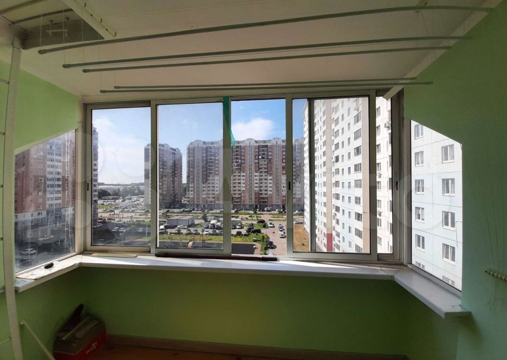 Продажа однокомнатной квартиры село Домодедово, улица Творчества 5к1, цена 4900000 рублей, 2021 год объявление №667323 на megabaz.ru