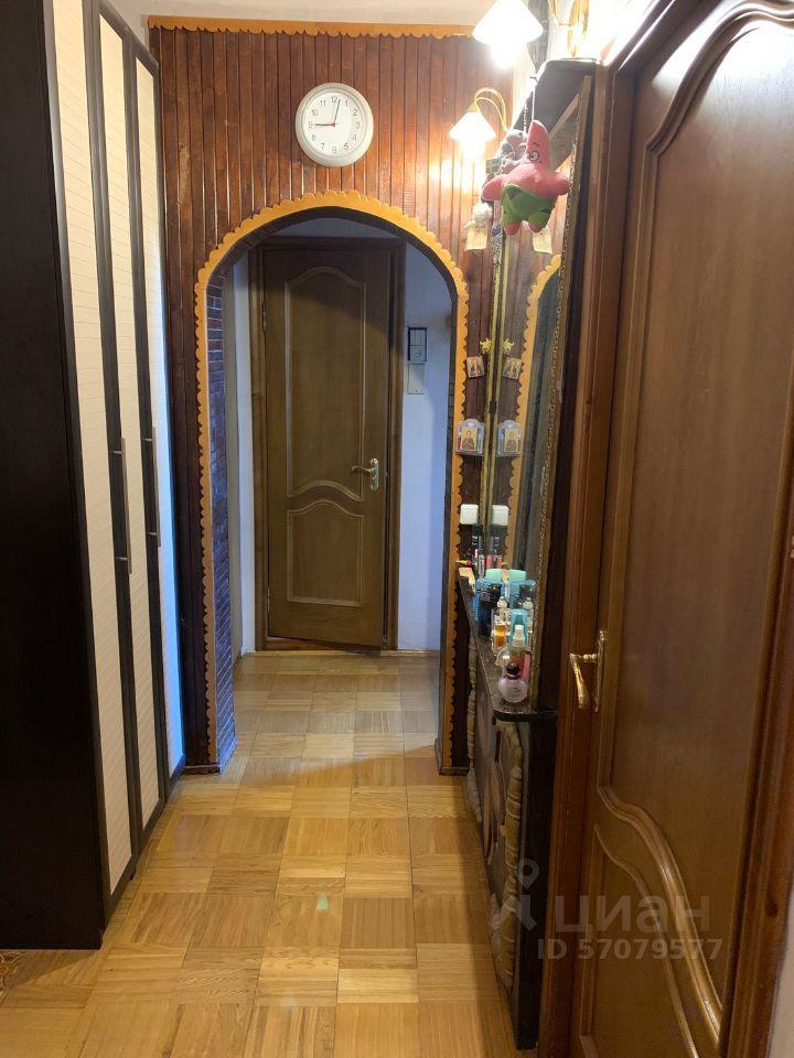Продажа двухкомнатной квартиры Москва, метро Коньково, Профсоюзная улица 115к1, цена 15300000 рублей, 2021 год объявление №660590 на megabaz.ru
