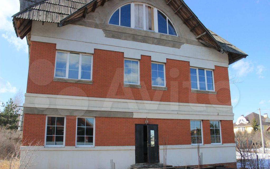 Продажа дома поселок Горки-2, Шестая улица 7, цена 19900000 рублей, 2021 год объявление №595328 на megabaz.ru