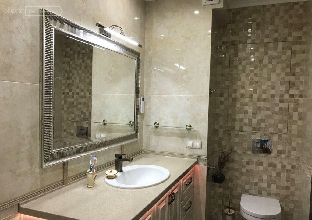 Продажа трёхкомнатной квартиры рабочий поселок Новоивановское, Можайское шоссе 50, цена 20000000 рублей, 2021 год объявление №467178 на megabaz.ru