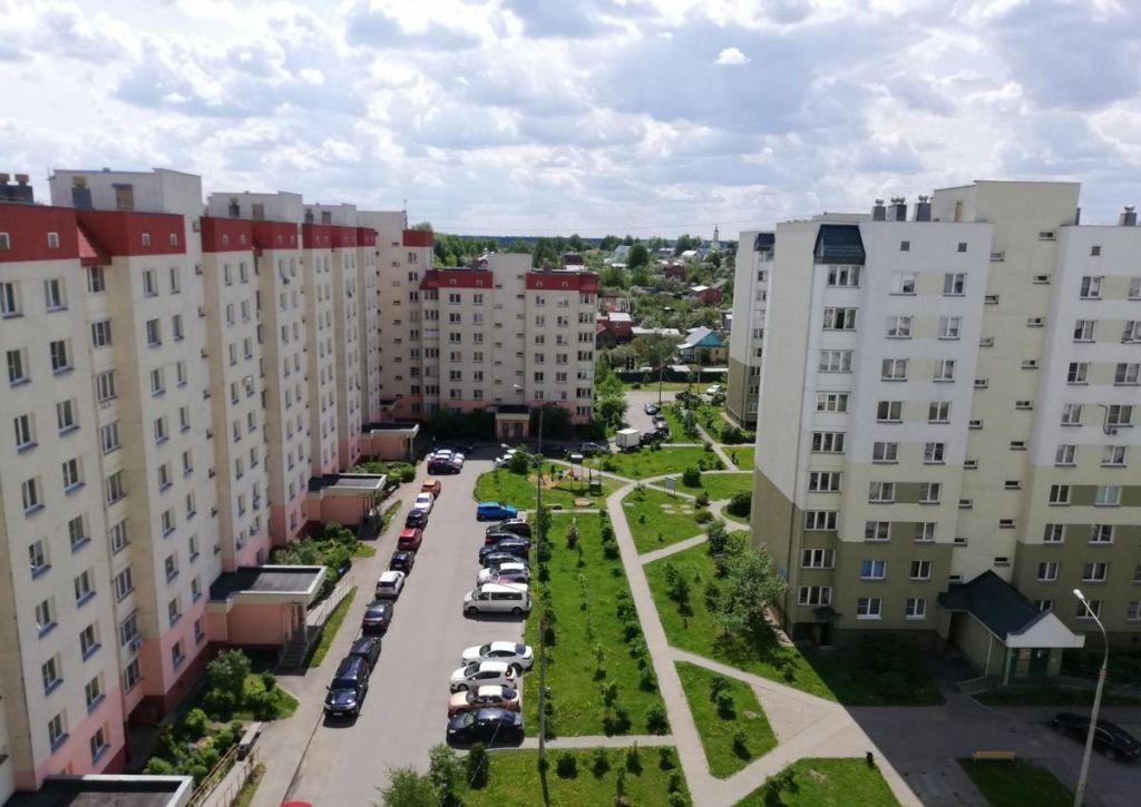Продажа трёхкомнатной квартиры поселок Володарского, улица Елохова Роща 2, цена 4900000 рублей, 2020 год объявление №427239 на megabaz.ru