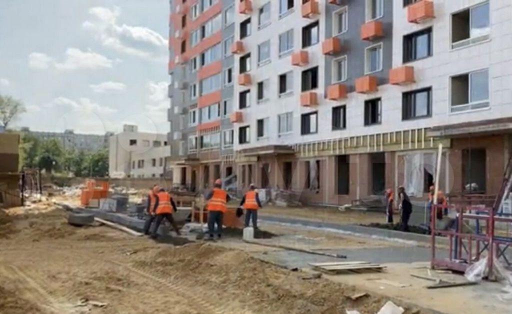 Продажа студии Москва, метро Царицыно, цена 4500000 рублей, 2021 год объявление №686821 на megabaz.ru