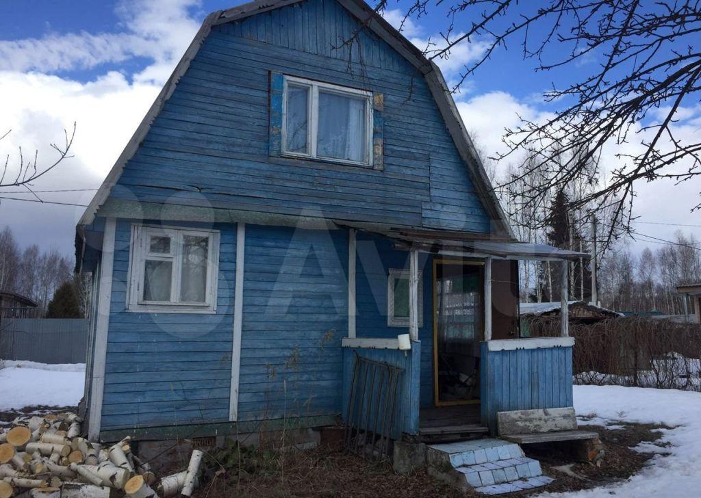Продажа дома садовое товарищество Автомобилист, цена 499000 рублей, 2021 год объявление №599268 на megabaz.ru