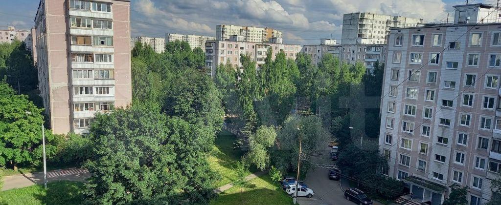 Продажа двухкомнатной квартиры Москва, метро Ясенево, проезд Карамзина 1к1, цена 11800000 рублей, 2021 год объявление №664025 на megabaz.ru