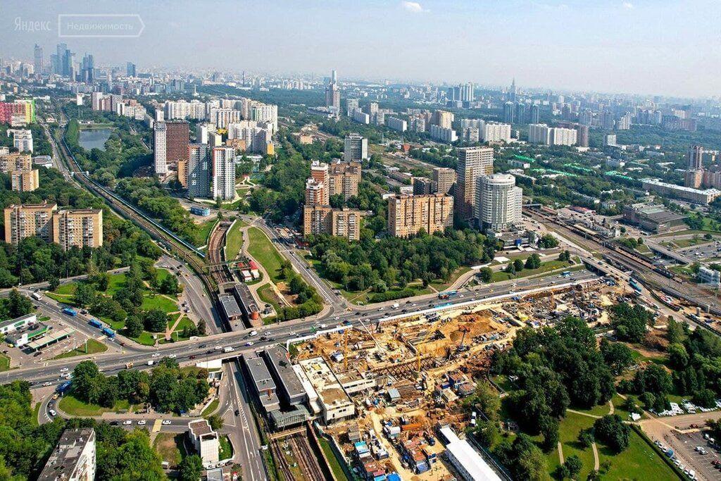 Продажа двухкомнатной квартиры Москва, метро Кунцевская, цена 20450000 рублей, 2021 год объявление №690820 на megabaz.ru