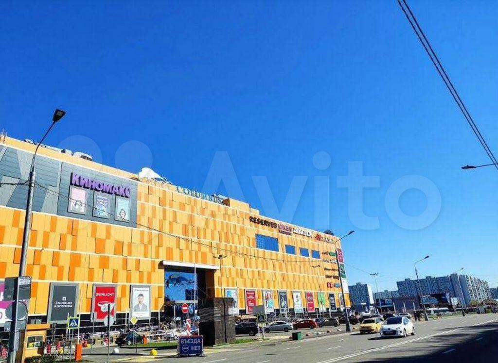 Продажа студии Москва, метро Пражская, Кировоградская улица 22к2, цена 5390000 рублей, 2021 год объявление №664341 на megabaz.ru