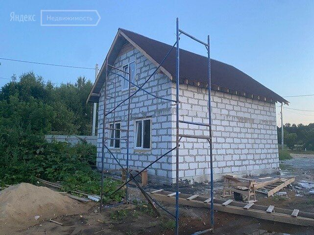 Продажа дома поселок Литвиново, цена 3880000 рублей, 2021 год объявление №672765 на megabaz.ru