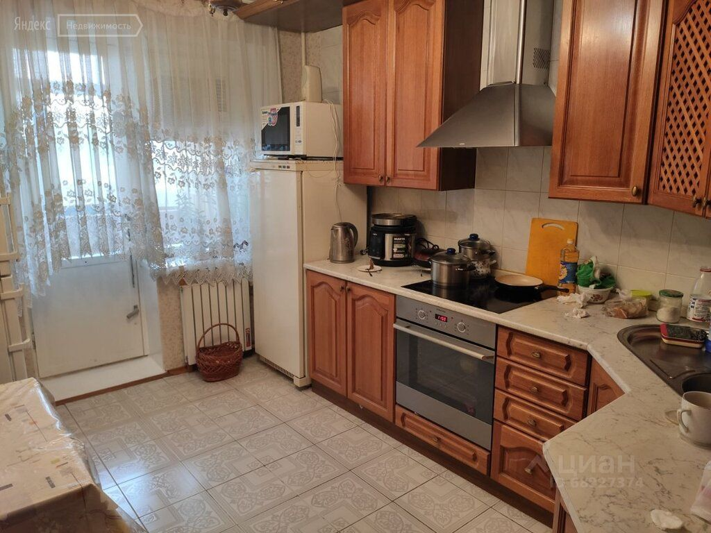 Продажа двухкомнатной квартиры Фрязино, улица Барские пруды 7, цена 6150000 рублей, 2021 год объявление №706101 на megabaz.ru