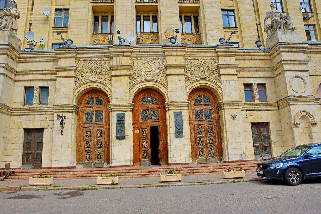 Продажа однокомнатной квартиры Москва, метро Баррикадная, Кудринская площадь 1, цена 23500000 рублей, 2021 год объявление №684927 на megabaz.ru