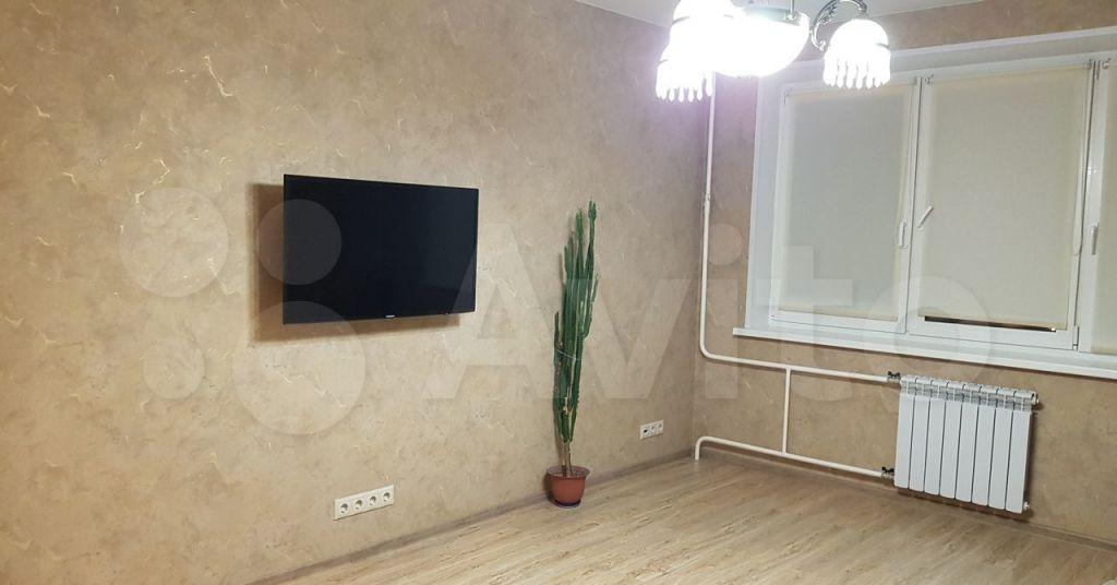 Аренда однокомнатной квартиры Балашиха, Заречная улица 4А, цена 27000 рублей, 2021 год объявление №1485984 на megabaz.ru