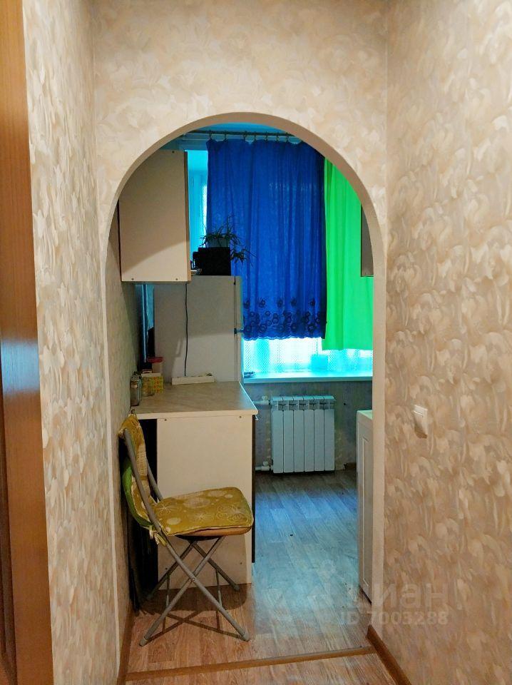 Продажа однокомнатной квартиры Воскресенск, Октябрьская улица, цена 2250000 рублей, 2021 год объявление №664764 на megabaz.ru