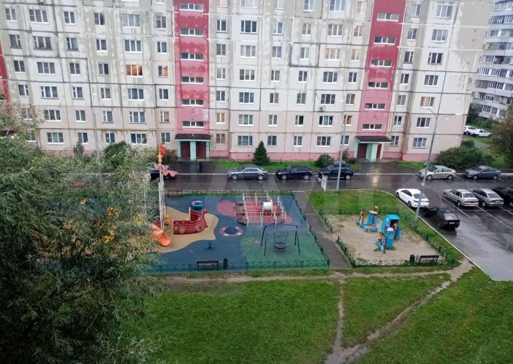 Продажа однокомнатной квартиры Павловский Посад, улица Кузьмина 40, цена 3200000 рублей, 2021 год объявление №695835 на megabaz.ru