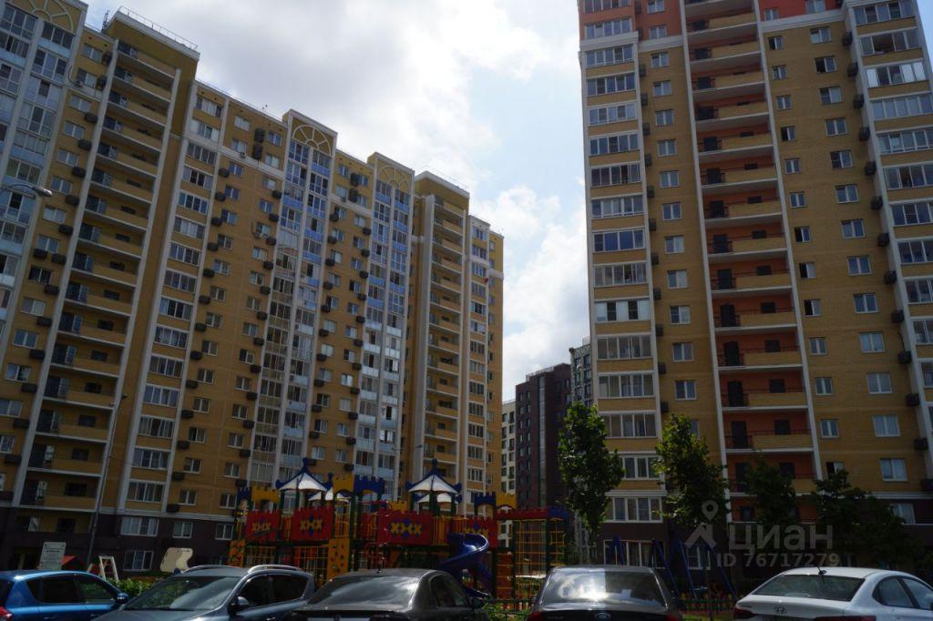 Продажа двухкомнатной квартиры деревня Сапроново, метро Домодедовская, цена 9200000 рублей, 2021 год объявление №664948 на megabaz.ru