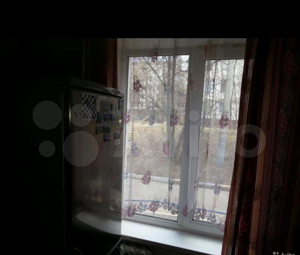 Продажа однокомнатной квартиры Москва, метро Севастопольская, Керченская улица 28, цена 11000000 рублей, 2021 год объявление №666055 на megabaz.ru