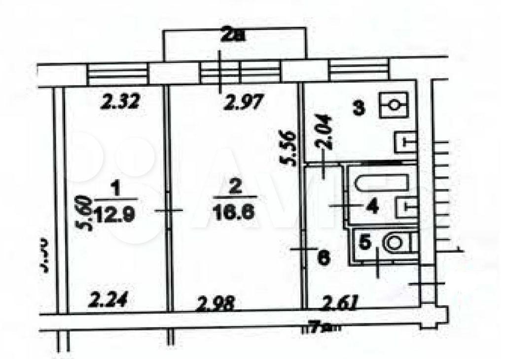 Продажа двухкомнатной квартиры Москва, метро Сокольники, улица Шумкина 9, цена 13500000 рублей, 2021 год объявление №692946 на megabaz.ru