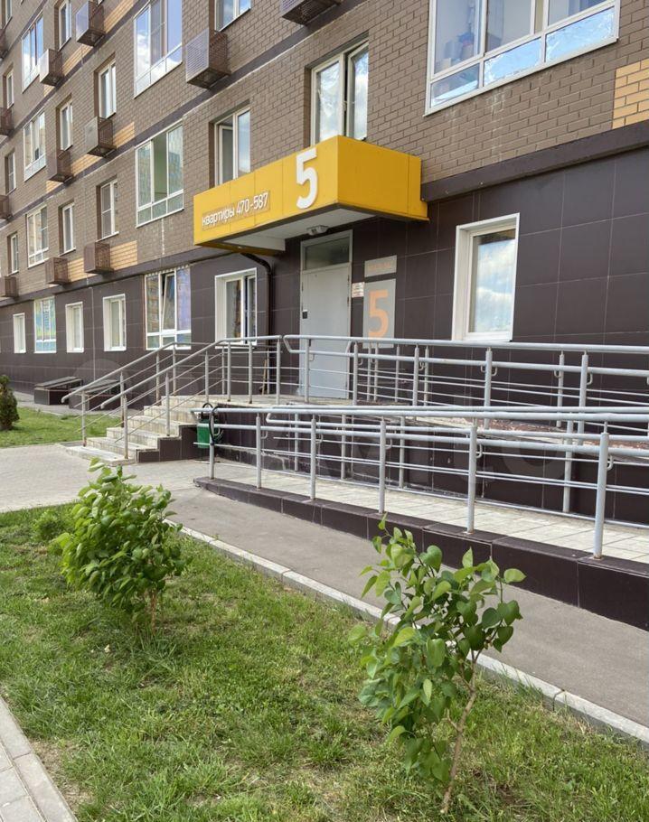 Продажа однокомнатной квартиры деревня Мисайлово, Спортивная улица 1, цена 5280000 рублей, 2021 год объявление №667189 на megabaz.ru