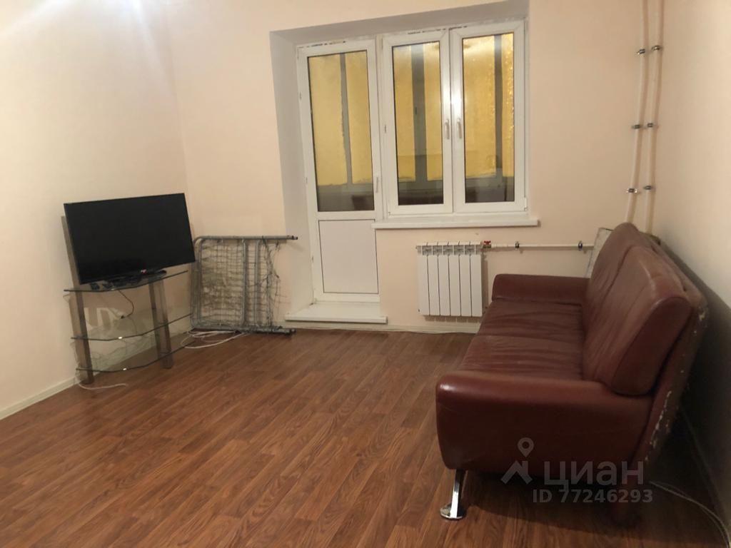 Продажа однокомнатной квартиры Краснозаводск, Театральная улица 7, цена 2400000 рублей, 2021 год объявление №665081 на megabaz.ru