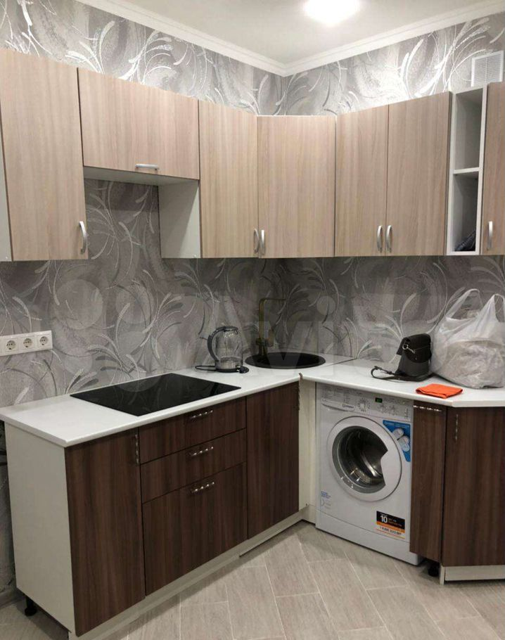 Аренда однокомнатной квартиры село Бисерово, цена 23000 рублей, 2021 год объявление №1460977 на megabaz.ru