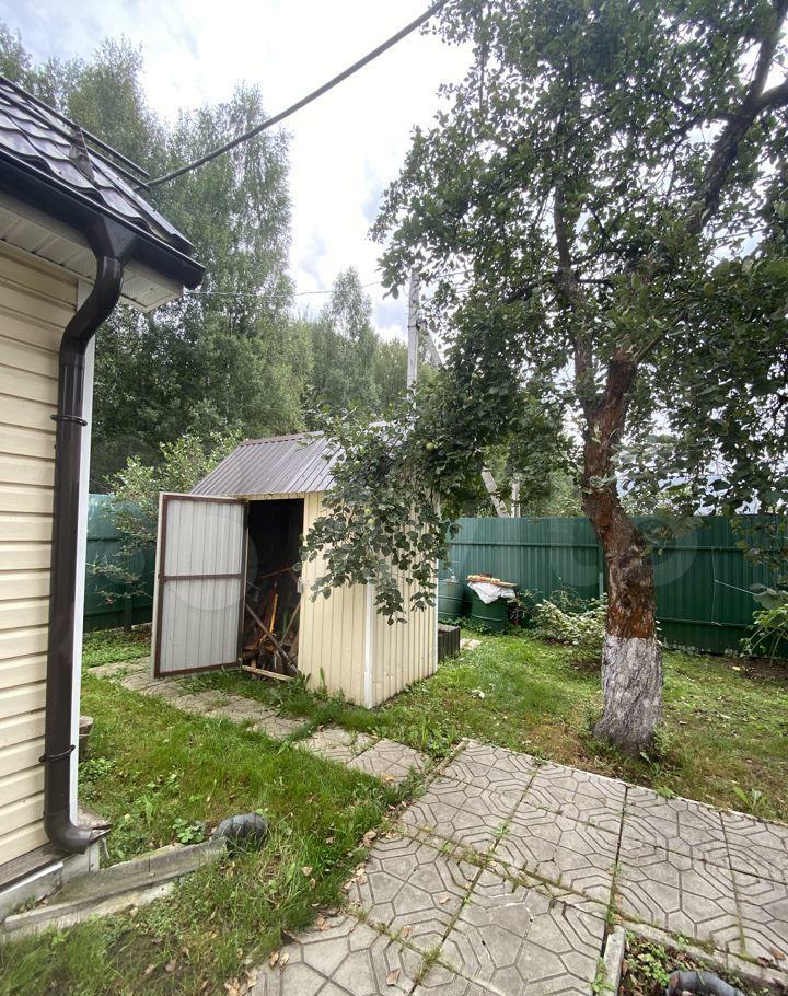 Продажа дома садовое товарищество Лесное, цена 6000000 рублей, 2021 год объявление №686727 на megabaz.ru