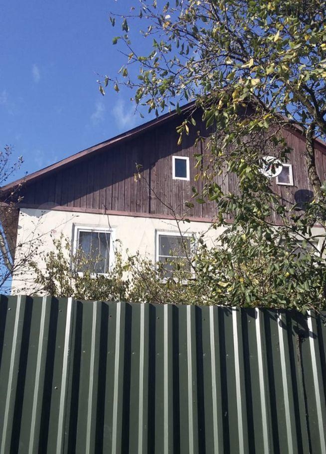 Продажа дома деревня Пешково, цена 2000000 рублей, 2021 год объявление №599471 на megabaz.ru